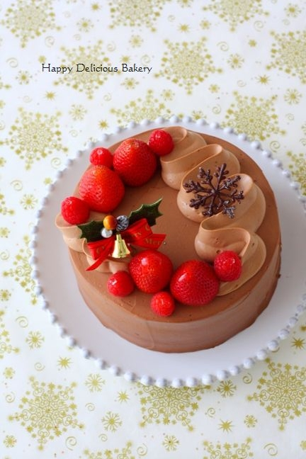 1104チョコケーキ2