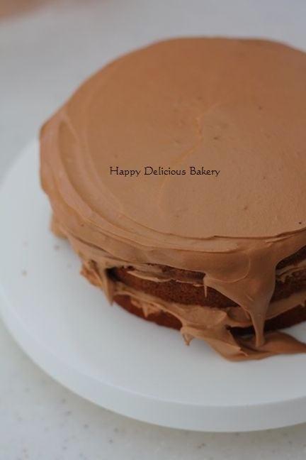 1104チョコケーキナッペ