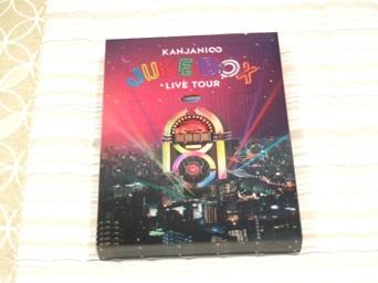 10/14 関ジャニ∞ DVD
