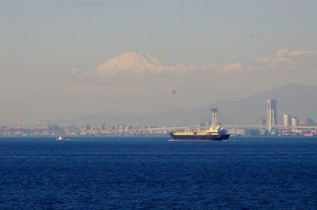 うみほたる~富士山