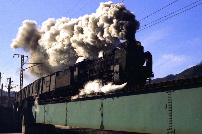 私の原点ここにあり!現役蒸機たちの活躍は感動的だった!