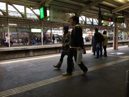 2013-10-27高田駅