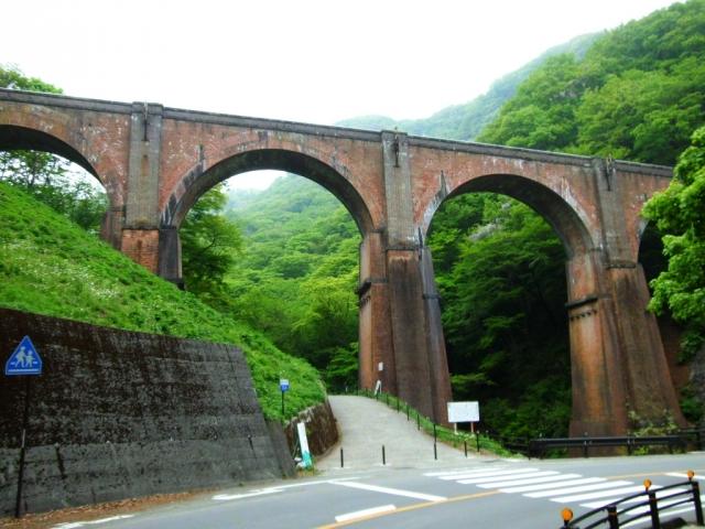 碓氷第三橋梁(めがね橋) (4)