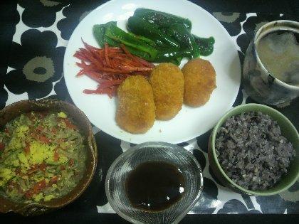 1-15 中華春雨サラダ
