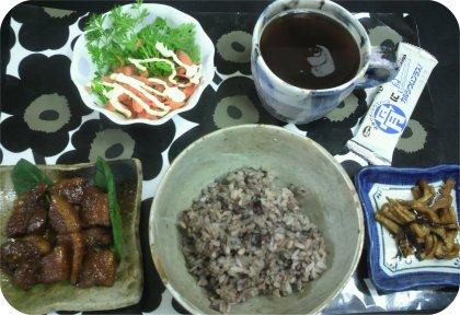 2-1豚の角煮
