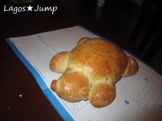 亀パンとジョナ