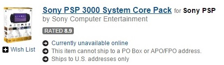 PSP3000 Pic