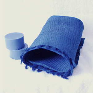 藍染めさわやかバスセット