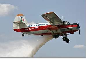 ロシア墜落機