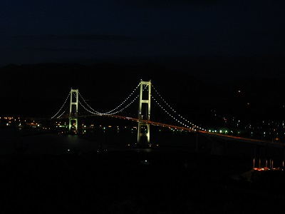 祝津より大橋