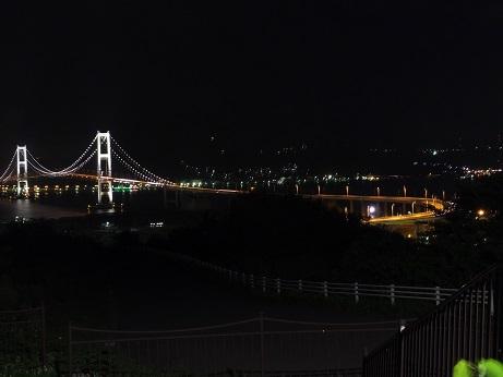 祝津公園から大橋3
