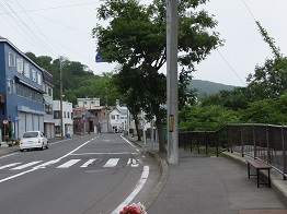 10札幌通りカーブ