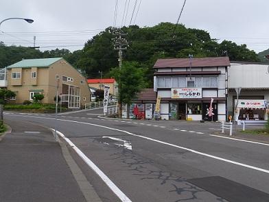 21札幌通り入口
