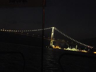 11大橋とエネオス