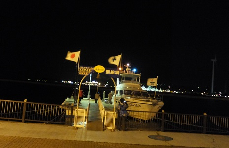 16クルーズ船