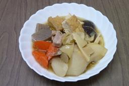 H25竹の子煮物