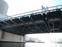 勝鬨橋 近景 20131124