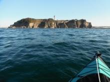 江の島全景 20131201