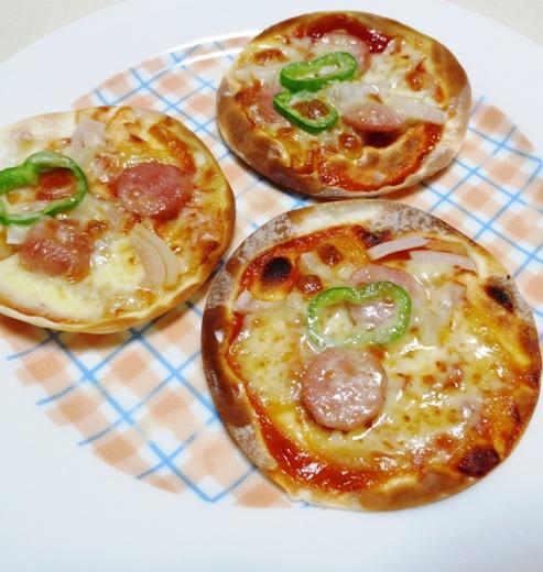おつまみピザ B
