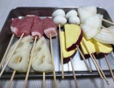 串かつ 調理①