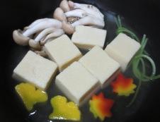 花麩の炊いたん 調理②