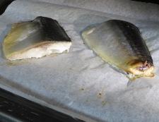 塩サバのおろし焼き 調理③