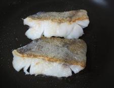 たら(鱈)のピリ辛テリヤキ 調理②