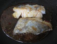 たら(鱈)のピリ辛テリヤキ 調理③