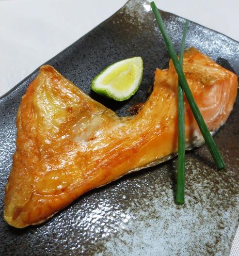 塩鮭のかま焼き 大