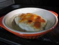 豆腐のツナマヨチーズ焼き 調理④