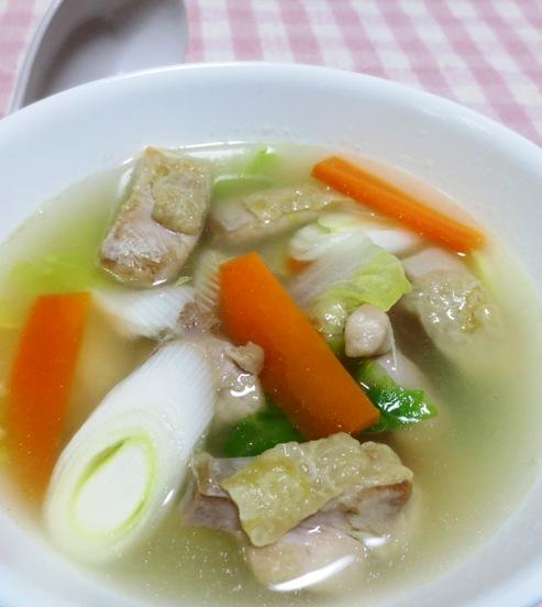 サムゲタンスープ B