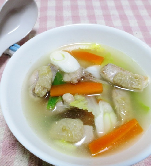 サムゲタンスープ 大