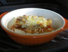 麻婆豆腐のチーズ焼き 調理⑤