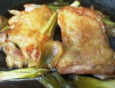 鶏もも肉の照り煮チャーシュー風 調理④