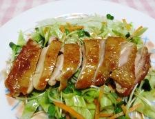 鶏もも肉の照り煮チャーシュー風 調理⑥