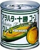 中華風コーススープ クリームコーン缶