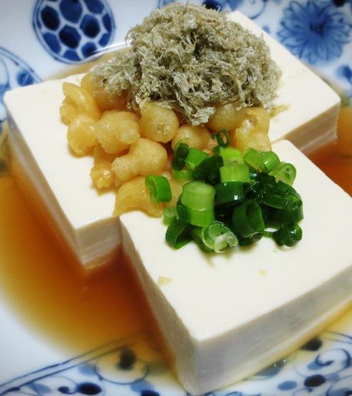 麺つゆとろろ昆布豆腐 大