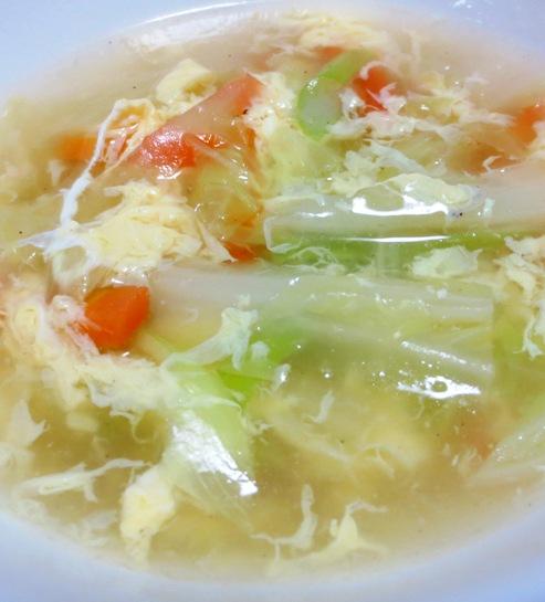 野菜スープ B