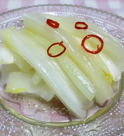 ピリ辛白菜 B