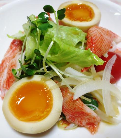 麺つゆ煮卵 B