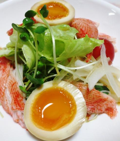 麺つゆ煮卵 大