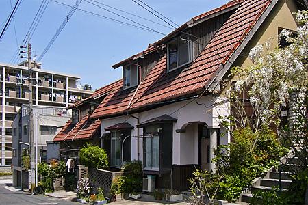 旧三井物産社宅14