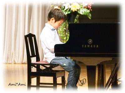 ピアノの発表会2013-2