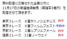 ジャパンC2013予想g