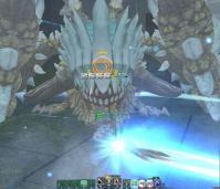 ドラゴンエクスとの激闘w