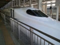 20131013のぞみに乗って一路大阪へ