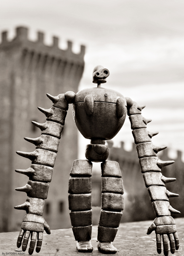 ロボット兵セピアブログ