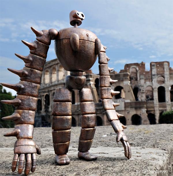 ブログロボット兵