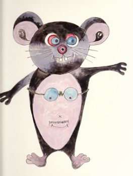 人面ネズミ
