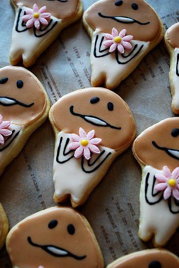 なめこクッキー②